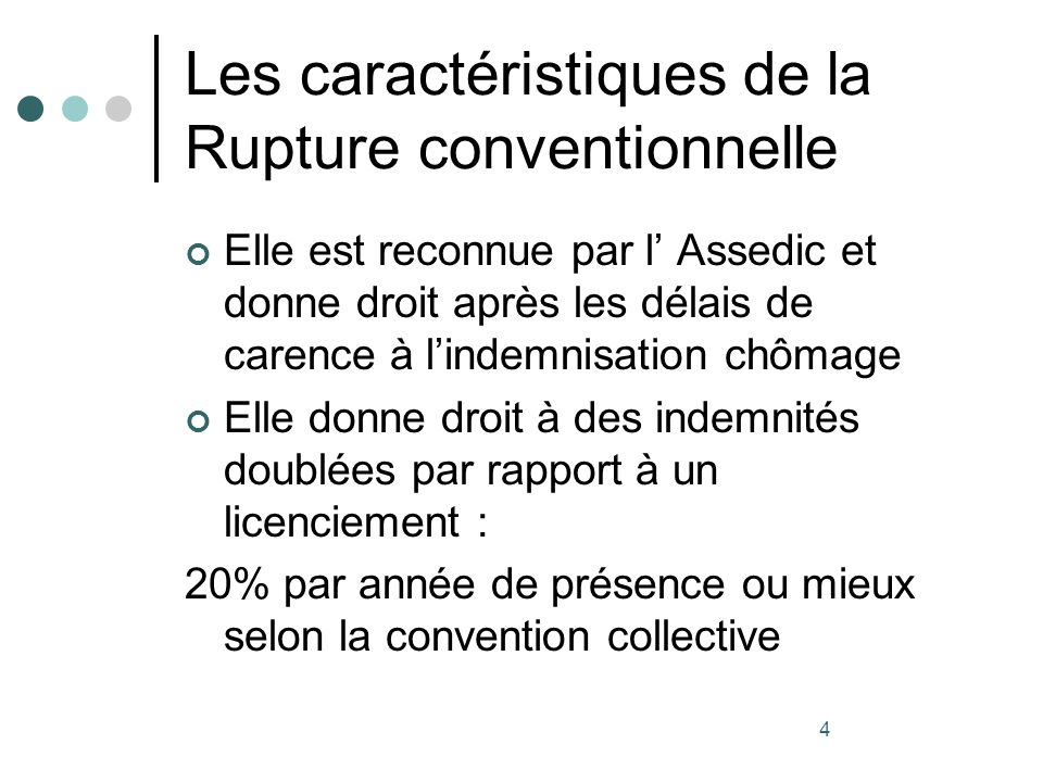Rupture Conventionnelle Ppt Telecharger