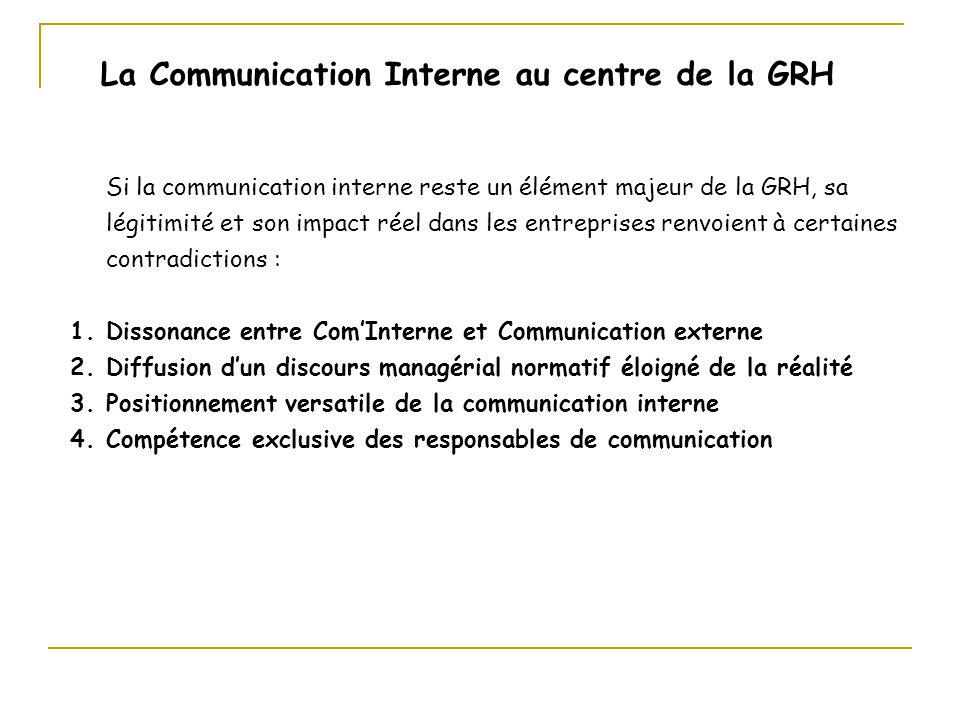 La Communication Dans L Entreprise Ppt Video Online Telecharger