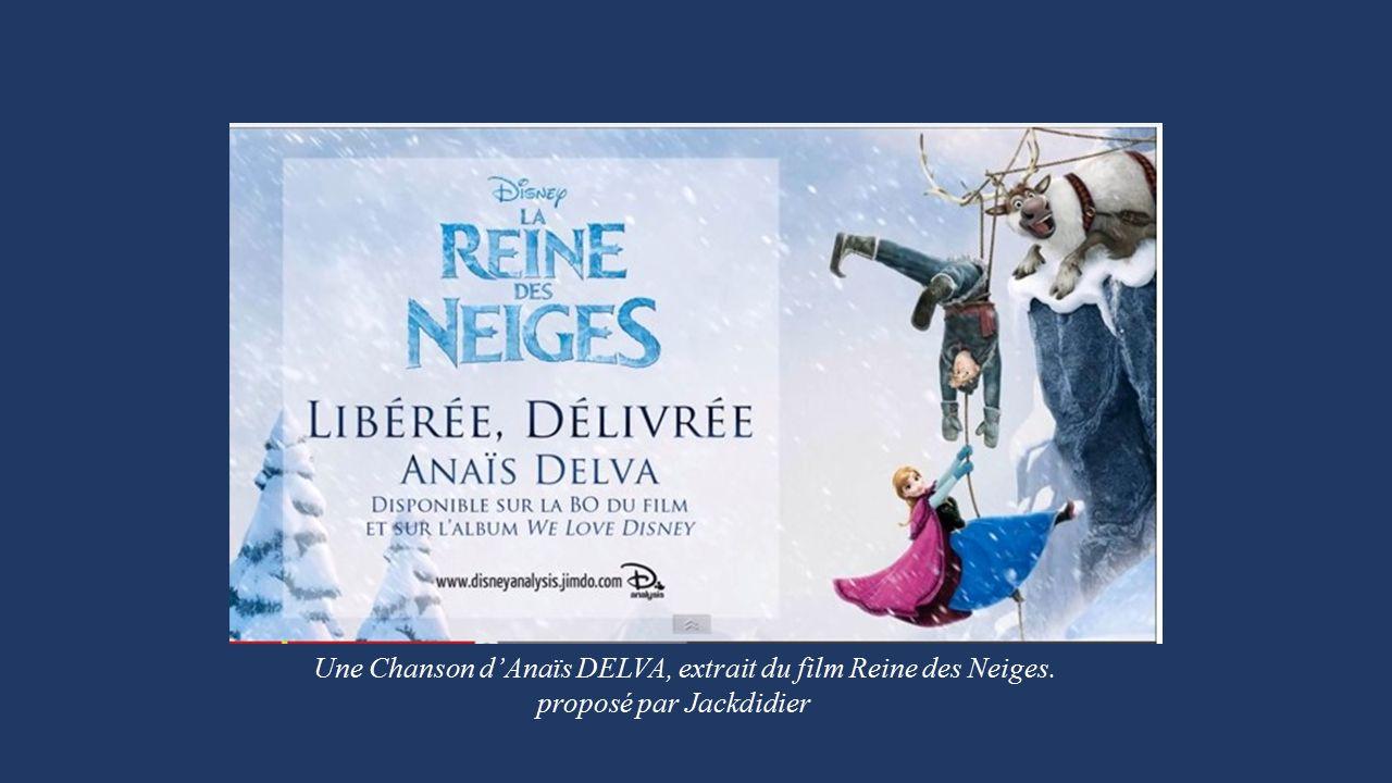 Une chanson d ana s delva extrait du film reine des neiges ppt video online t l charger - Telecharger chanson reine des neiges ...