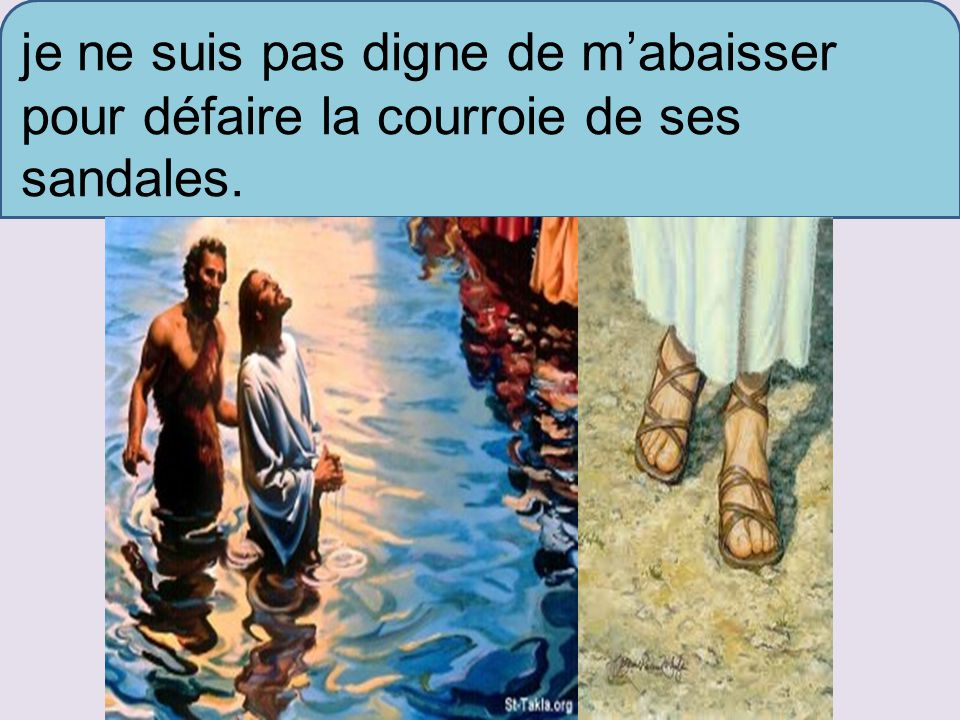 Évangile de Jésus Christ selon saint Marc 1, ppt video online télécharger