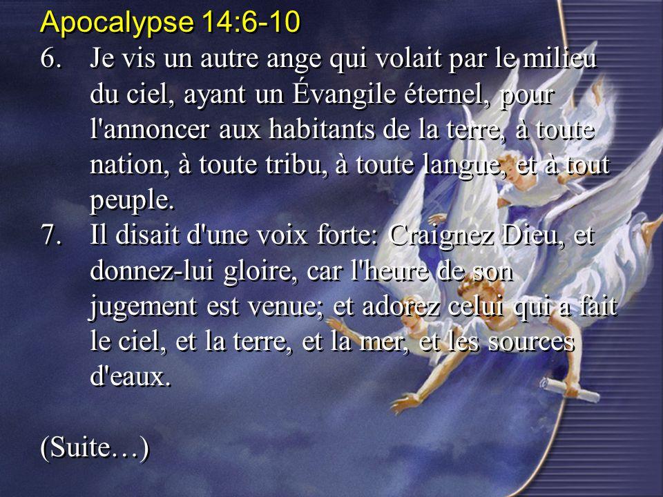 Le message du 4e ange. - ppt video online télécharger