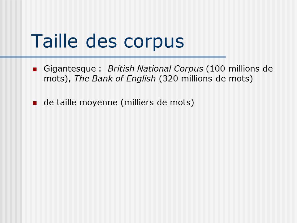 Corpus et concordances - ppt video online télécharger