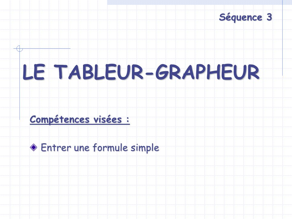 tableur grapheur