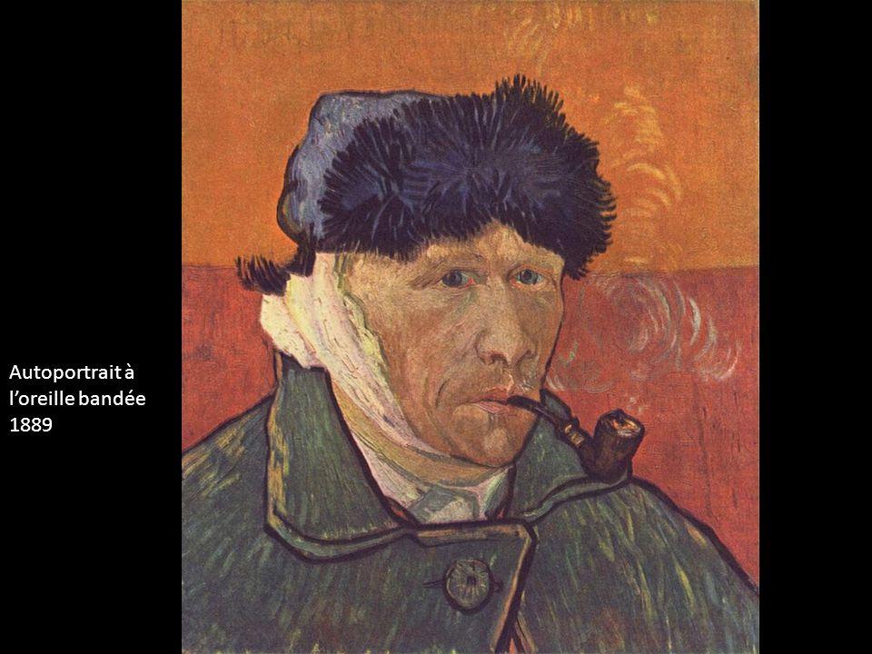 Vincent van gogh ppt video online t l charger - Vincent van gogh autoportrait a l oreille coupee ...