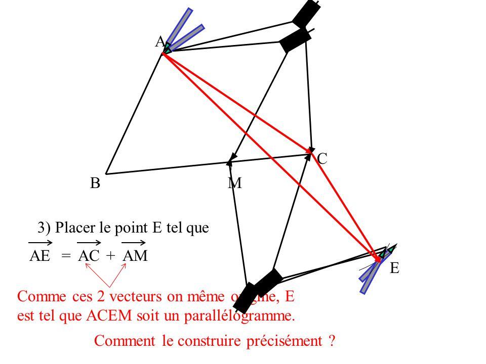 lille 1995 1 dessiner un triangle abc quelconque et placer un point m sur le segment bc 2. Black Bedroom Furniture Sets. Home Design Ideas