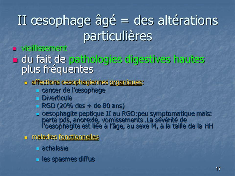 Pathologie oesophagienne - ppt video online télécharger