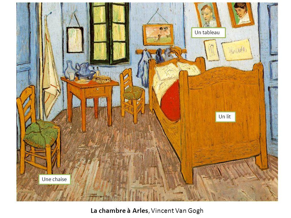 La Chambre Arles Vincent Van Gogh