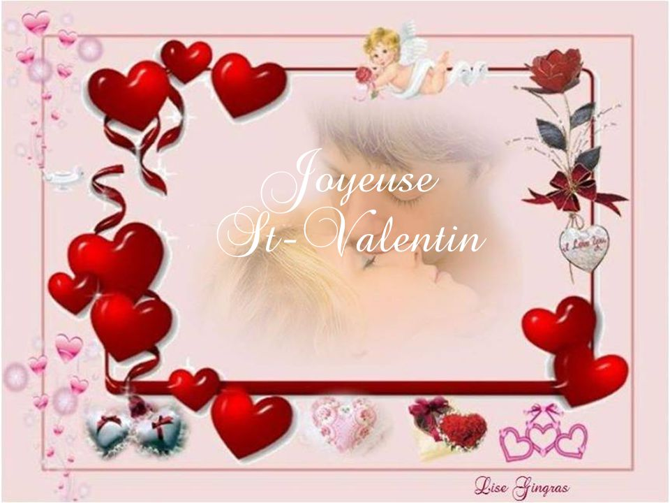 joyeuse st valentin ppt video online t l charger. Black Bedroom Furniture Sets. Home Design Ideas