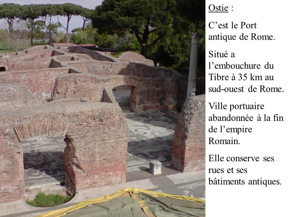 bâtiment rome antique