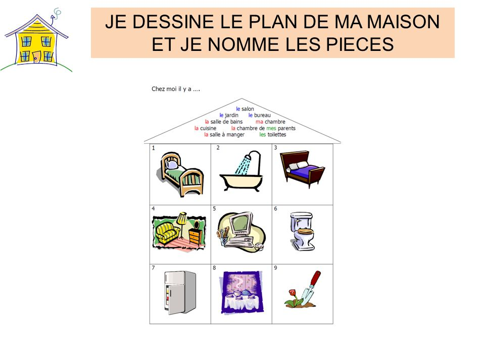 formation en primaire la maison ppt t l charger. Black Bedroom Furniture Sets. Home Design Ideas