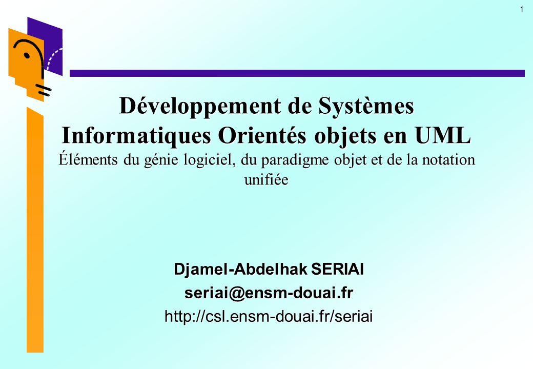 développement de systèmes orientés objet par ali bahrami télécharger youtube