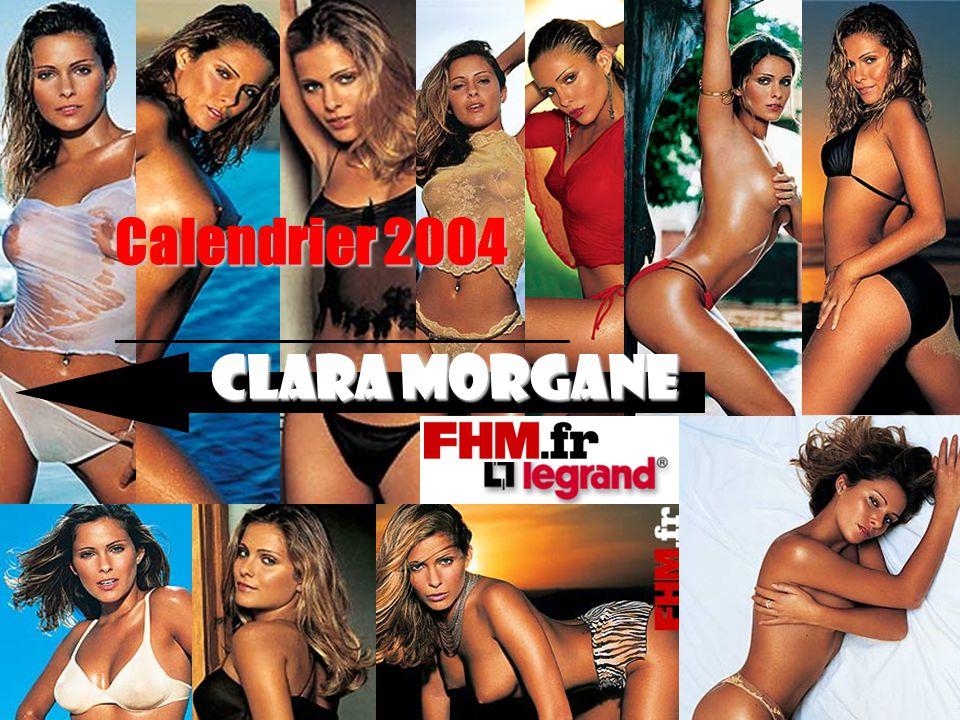 Calendrier 2020 De Clara Morgane.Calendrier 2004 Clara Morgane