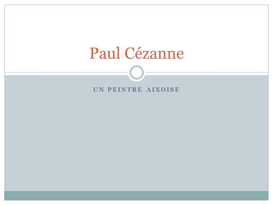 paul cézanne peintre