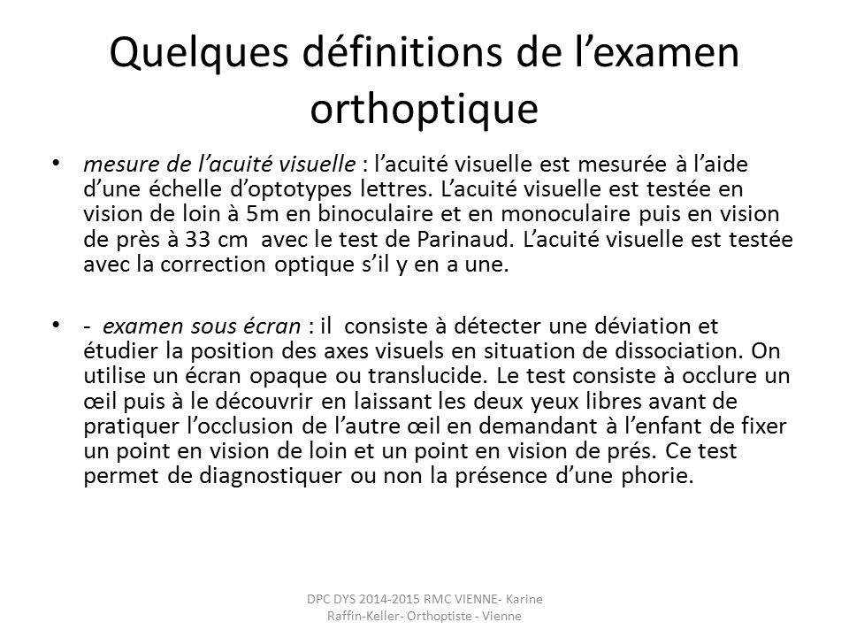 GLOSSAIRE ORTHOPTIE DEFINTIONS… - ppt video online télécharger 49bdb2433854