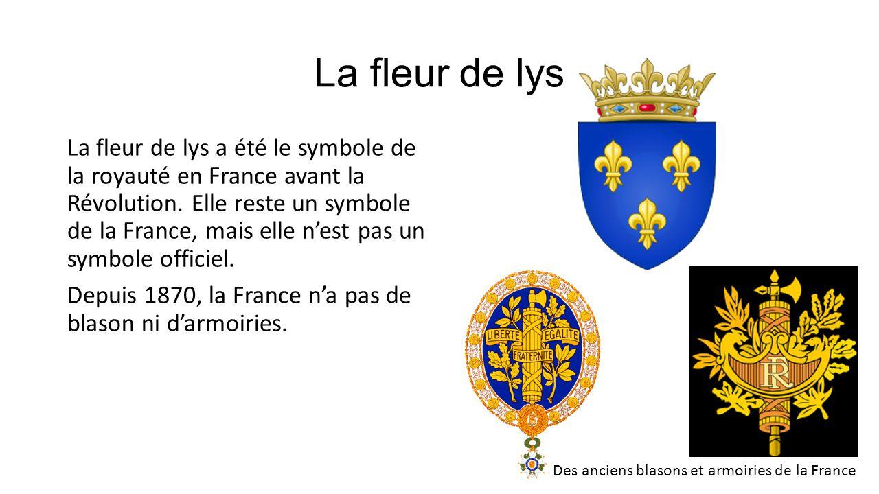 Les Symboles Francais Sciences Humaines 6e Ppt Video Online