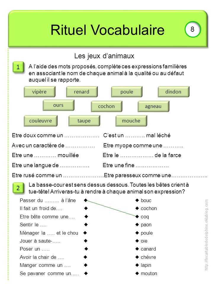 Rituel Vocabulaire 1 1 Les anagrammes RIME - _ _ _ _ - ppt télécharger