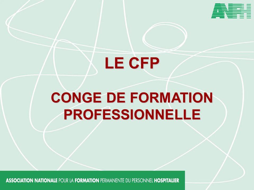 a97fc821538 LE CFP CONGE DE FORMATION PROFESSIONNELLE. - ppt video online ...
