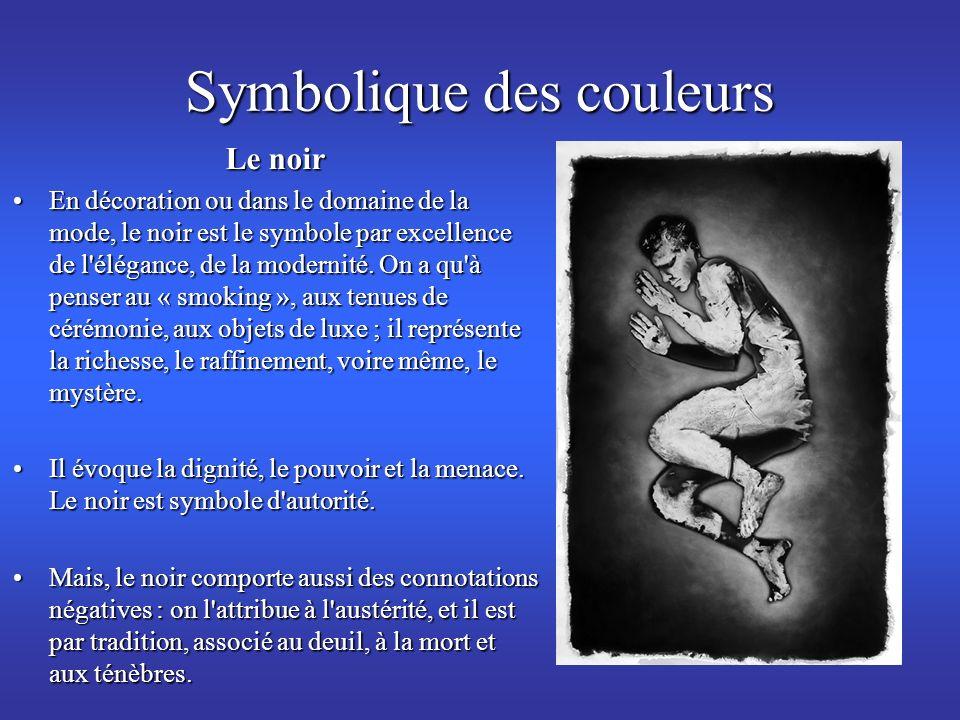 La Symbolique Des Couleurs Ppt Video Online Telecharger