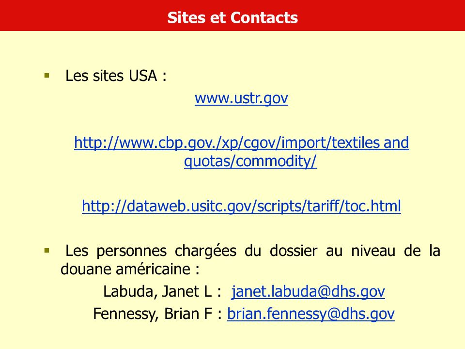 http://www.cbp.gov./xp/cgov/import/textiles and quotas/commodity/