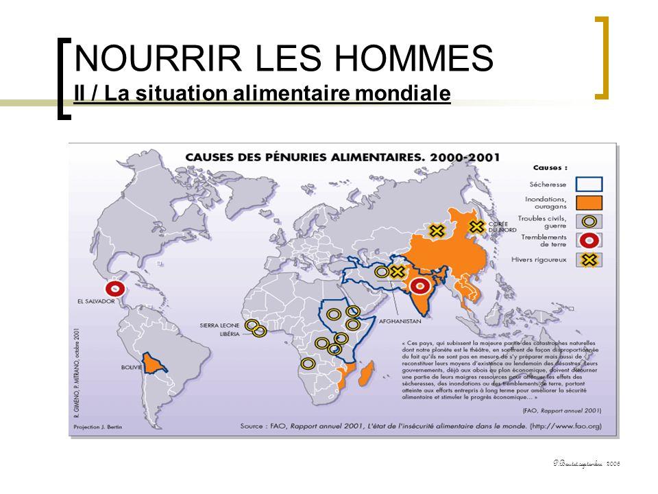 Carte Inde Nourrir Les Hommes.Etude De Cas Le Defi Alimentaire En Inde Manuel P 54 A Ppt