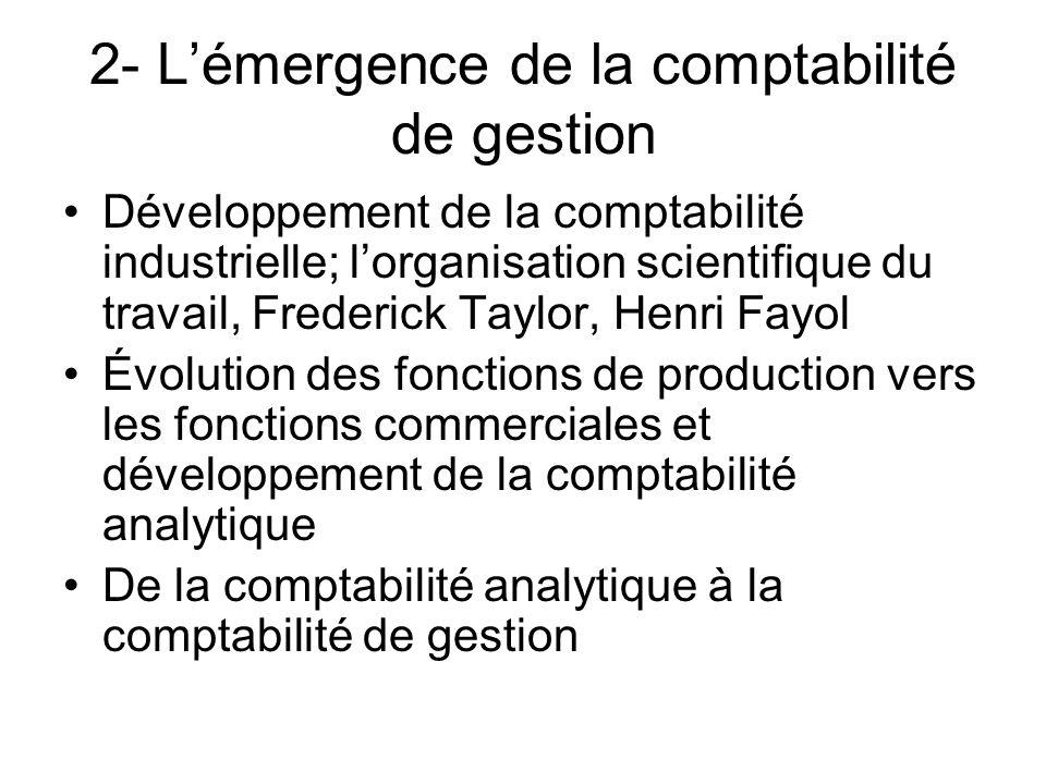 Objet Et Definition De La Comptabilite De Gestion Ppt Video Online