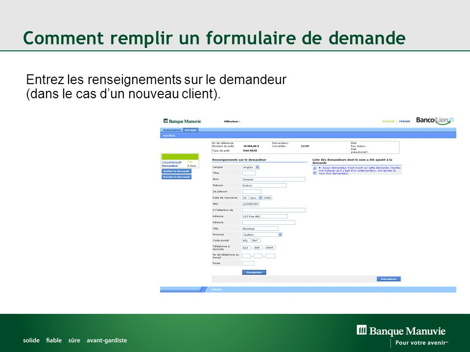 6cb88b89b9bc3d Comment remplir un formulaire de demande