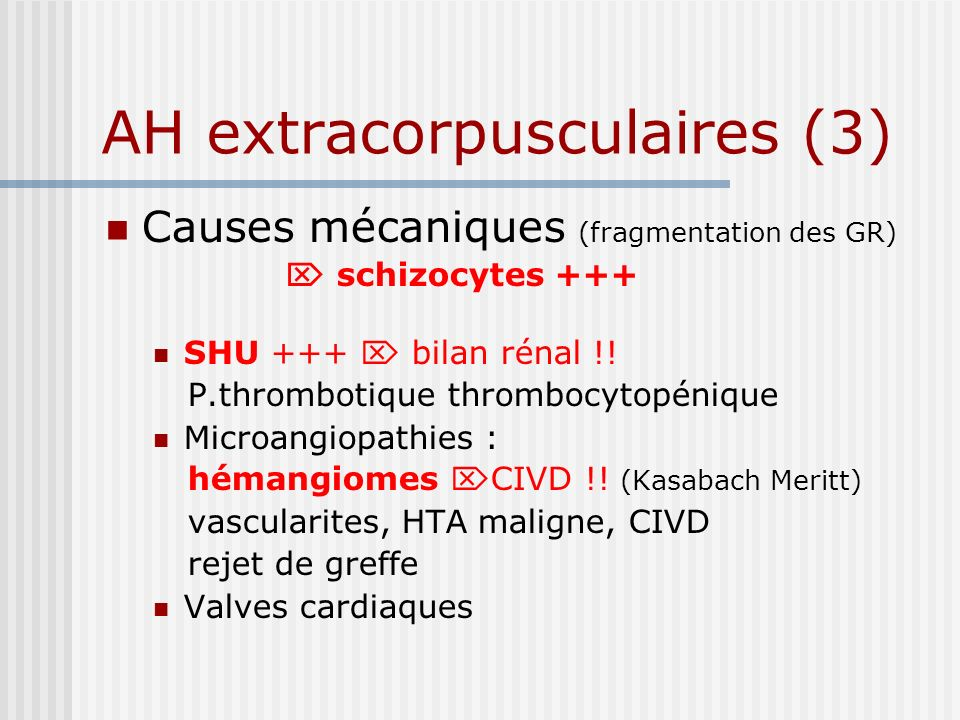 AH extracorpusculaires (3)