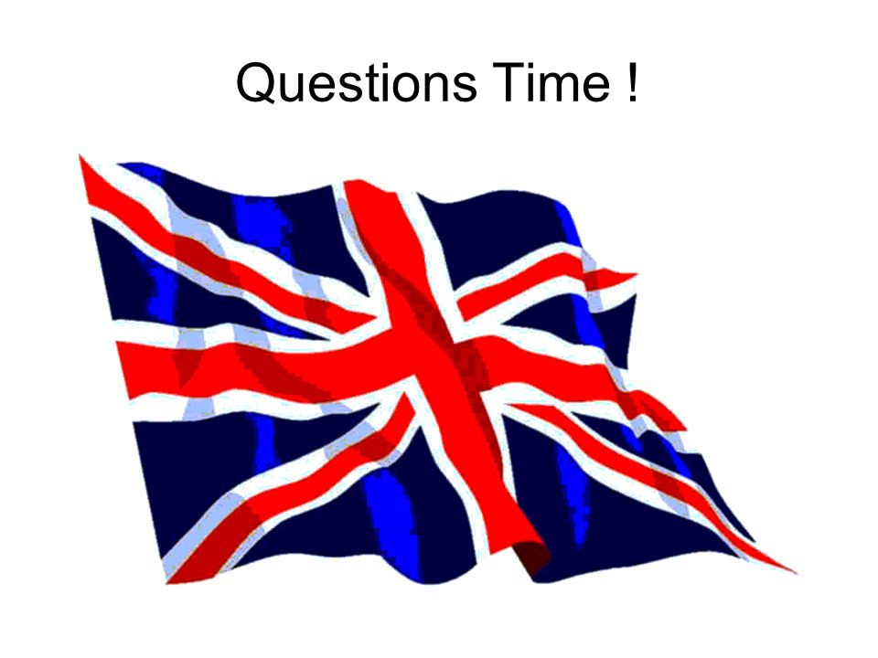 Questions Time !