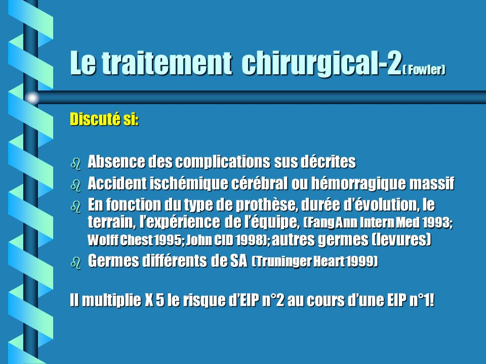 Le traitement chirurgical-2( Fowler)