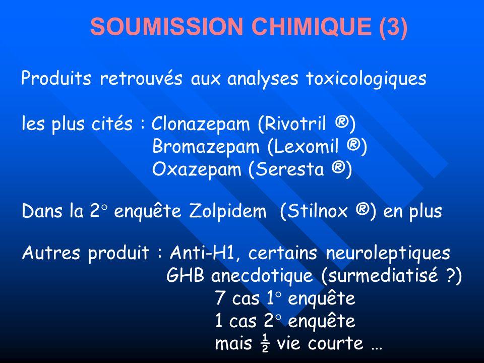 lexomil effets secondaires