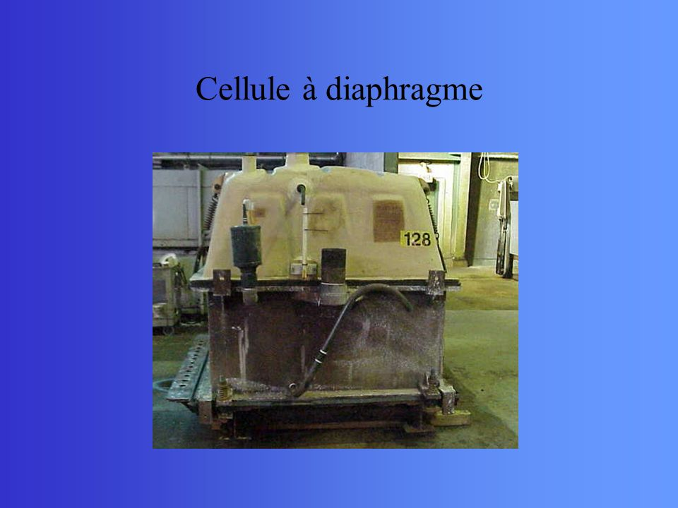 Cellule à diaphragme