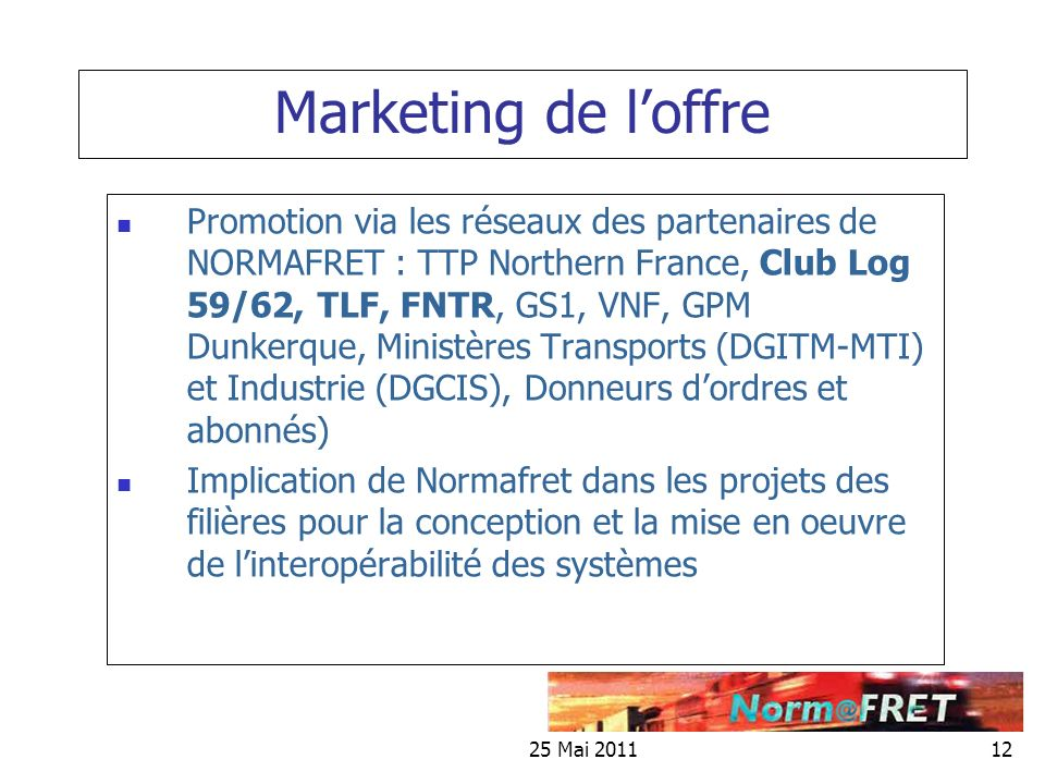 Marketing de l'offre