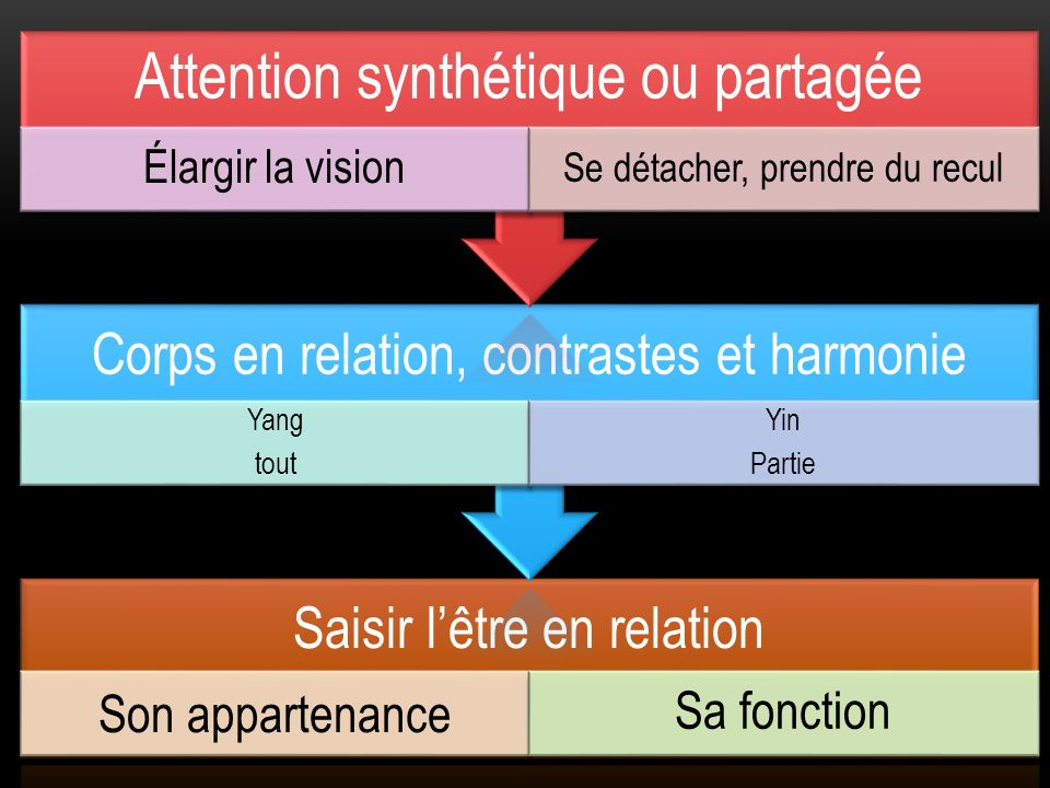 Attention synthétique ou partagée