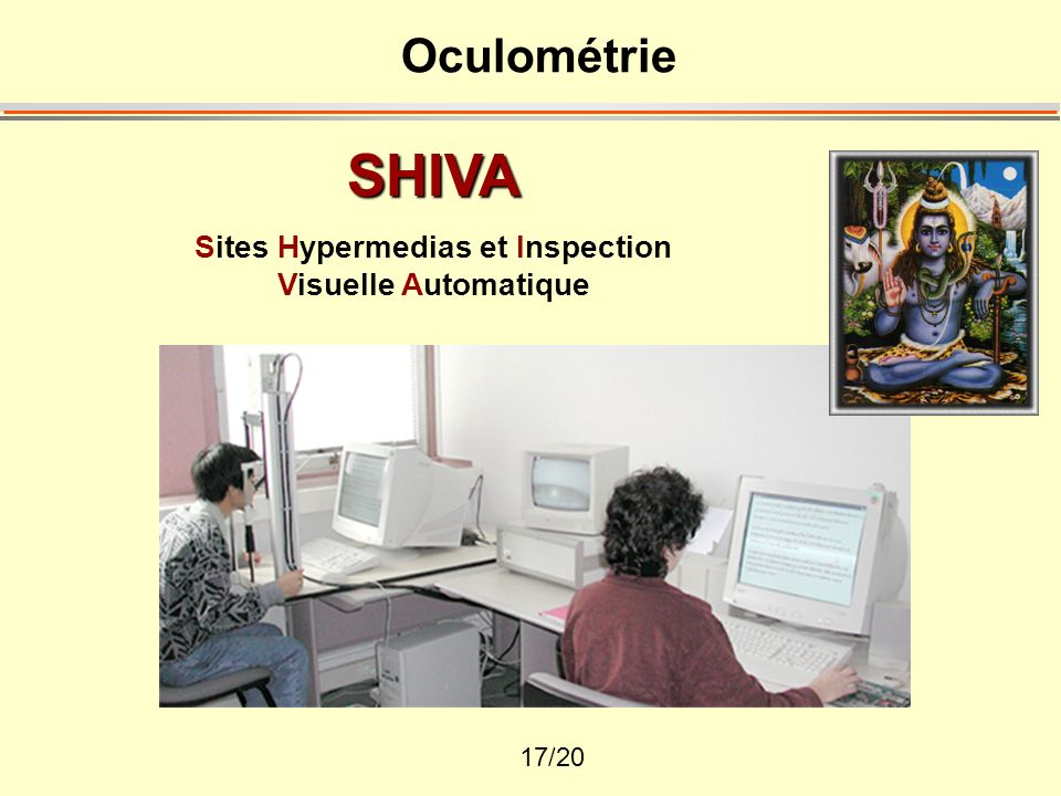 Sites Hypermedias et Inspection Visuelle Automatique