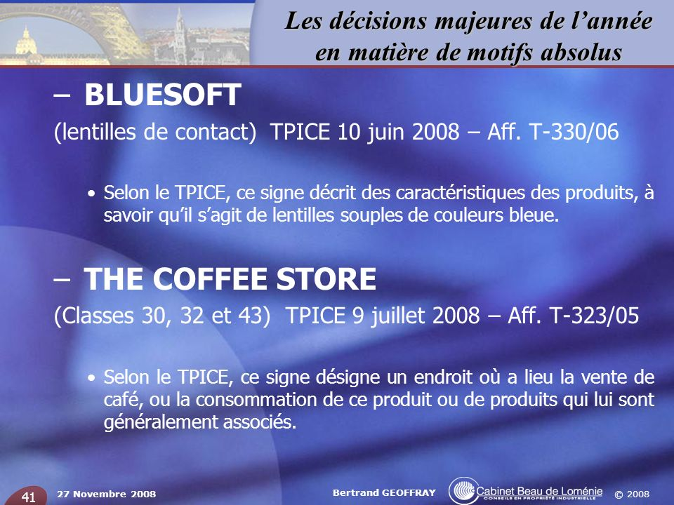 BLUESOFT THE COFFEE STORE