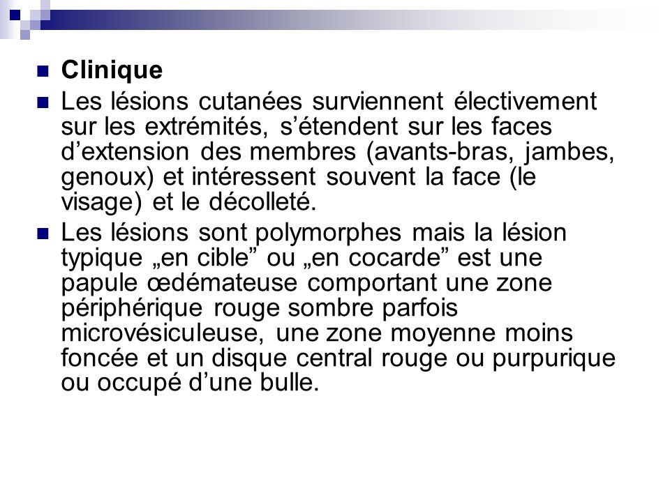 COURS 3 LES URTICAIRES. L'OEDÈME DE QUINCKE. ANAPHYLAXIE. ECZEMA ...