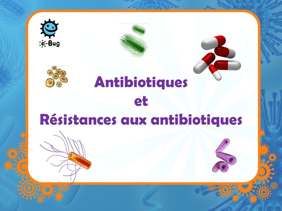 résistance bactérienne aux antibiotiques 1ere s tp