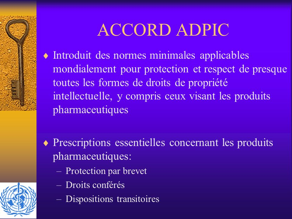 ACCORD ADPIC