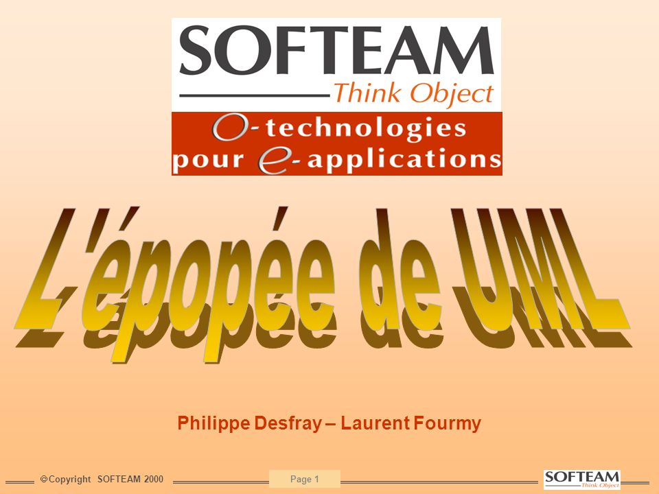 Philippe Desfray – Laurent Fourmy