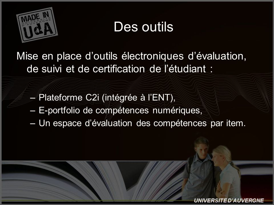 l u2019 u00e9valuation des comp u00e9tences   l u2019exemple de l u2019universit u00e9 d u2019auvergne