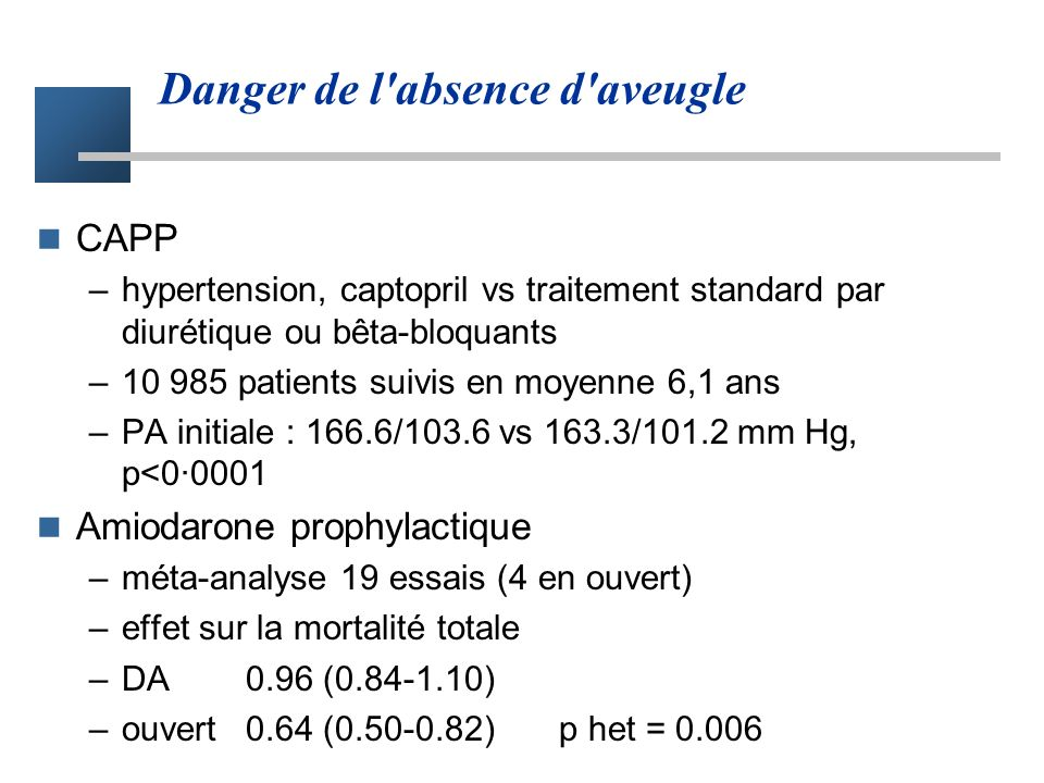 Danger de l absence d aveugle