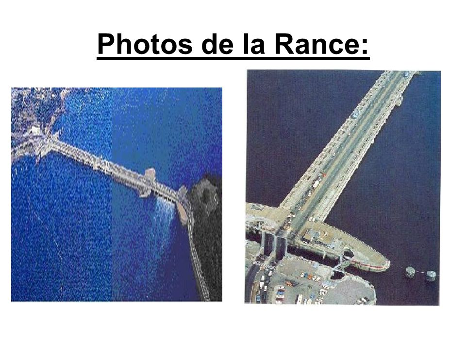 Photos de la Rance: