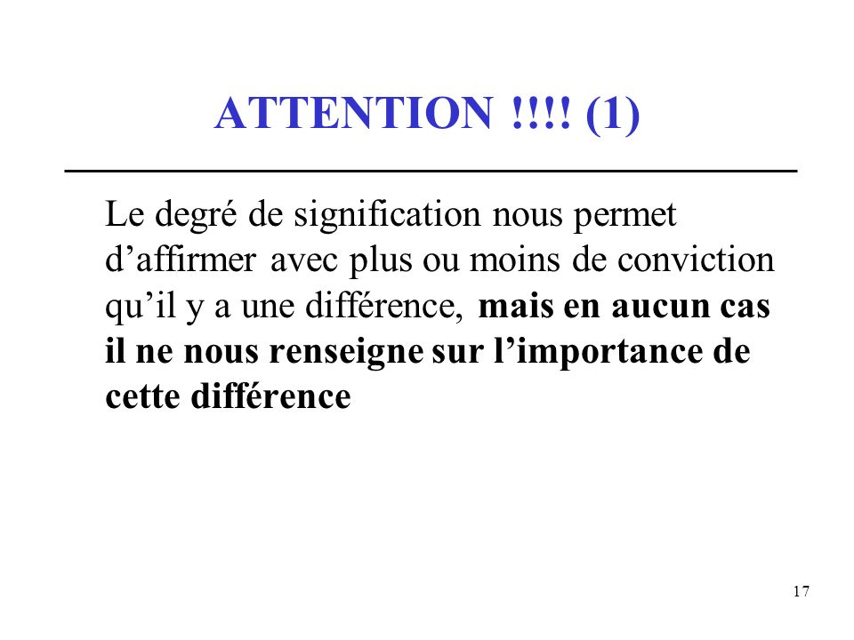 ATTENTION !!!! (1)