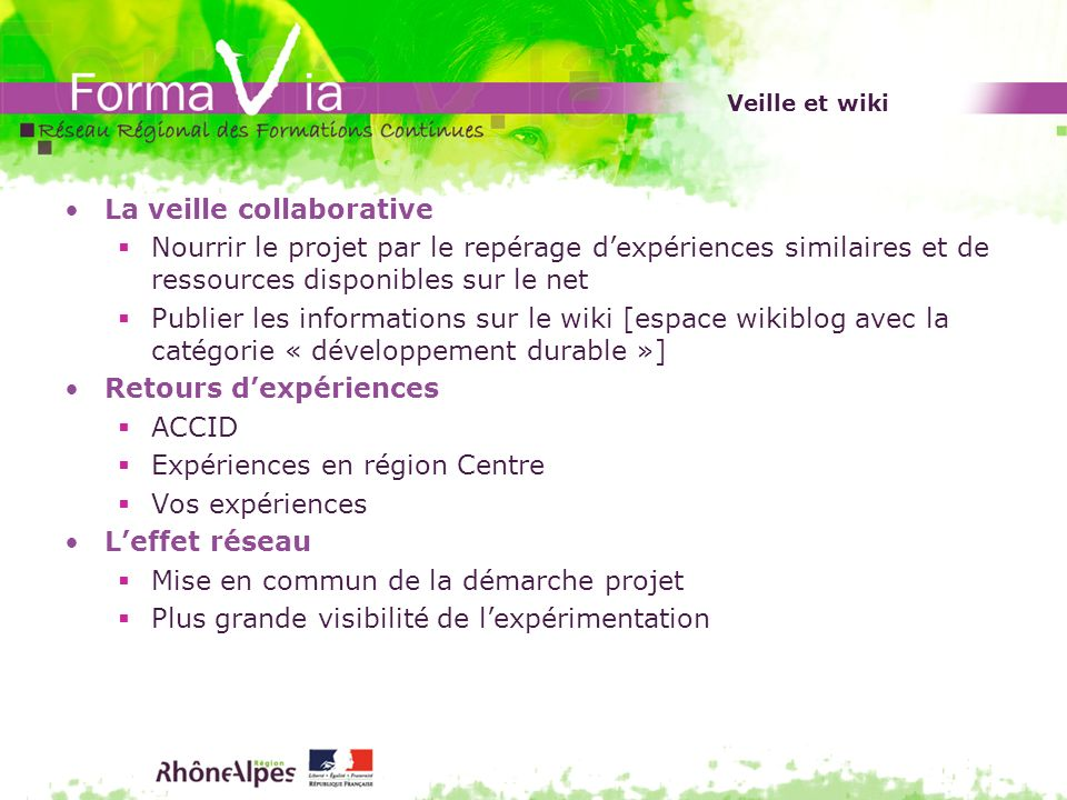 La veille collaborative