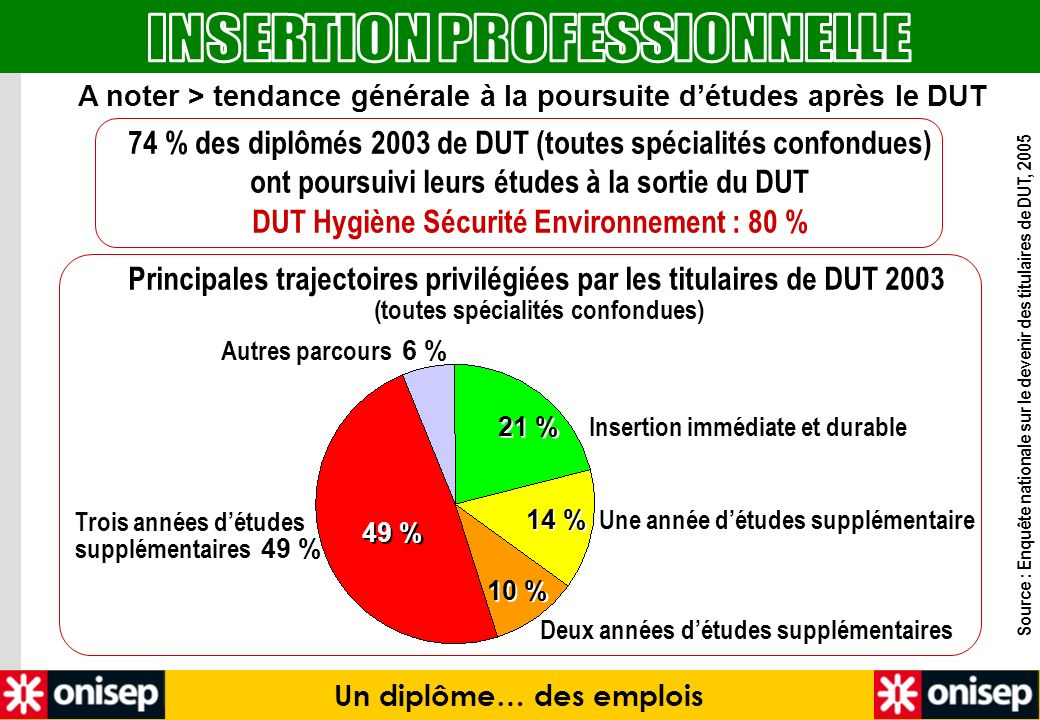 INSERTION PROFESSIONNELLE