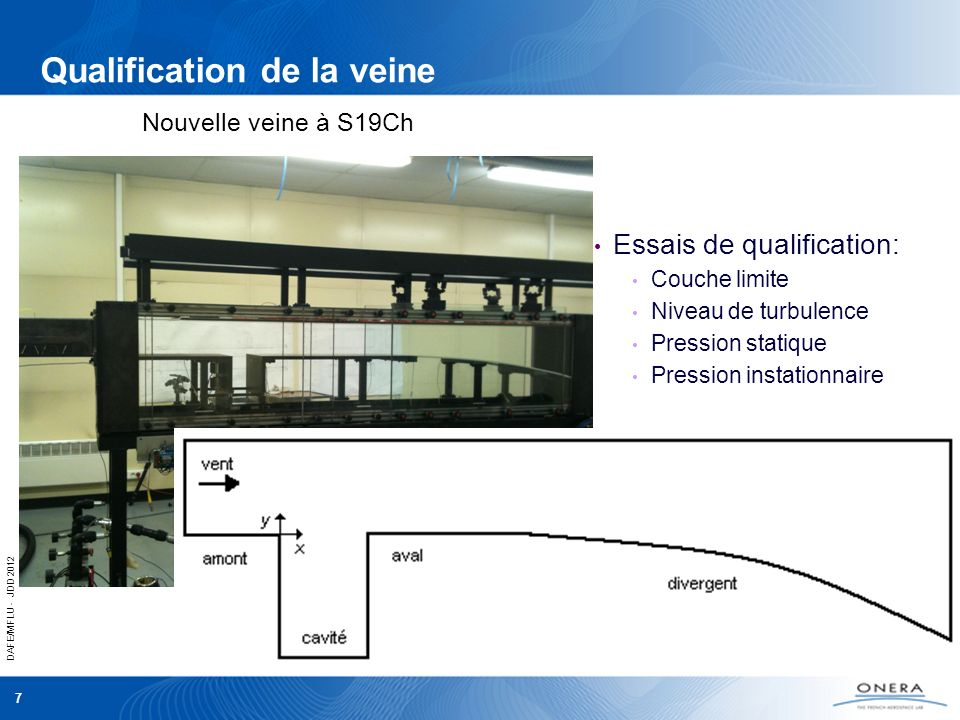 Qualification de la veine