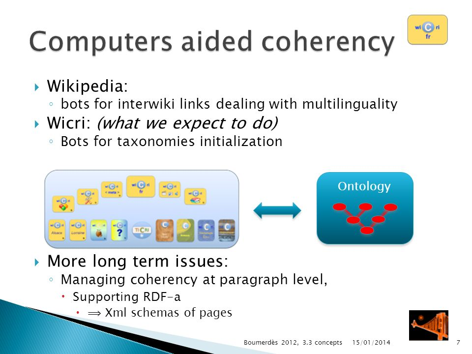 Computers aided coherency