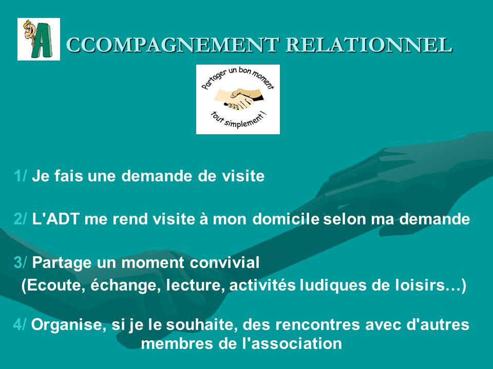 CCOMPAGNEMENT RELATIONNEL