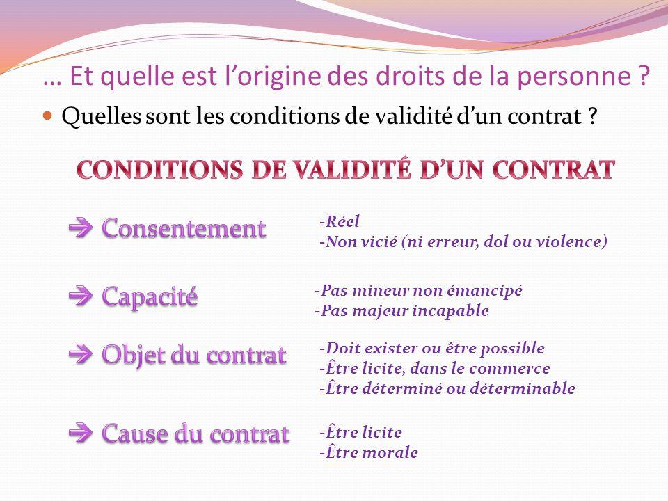 validité d un contrat de travail RÉVISIONS DU PROGRAMME DE 1STG   ppt video online télécharger validité d un contrat de travail