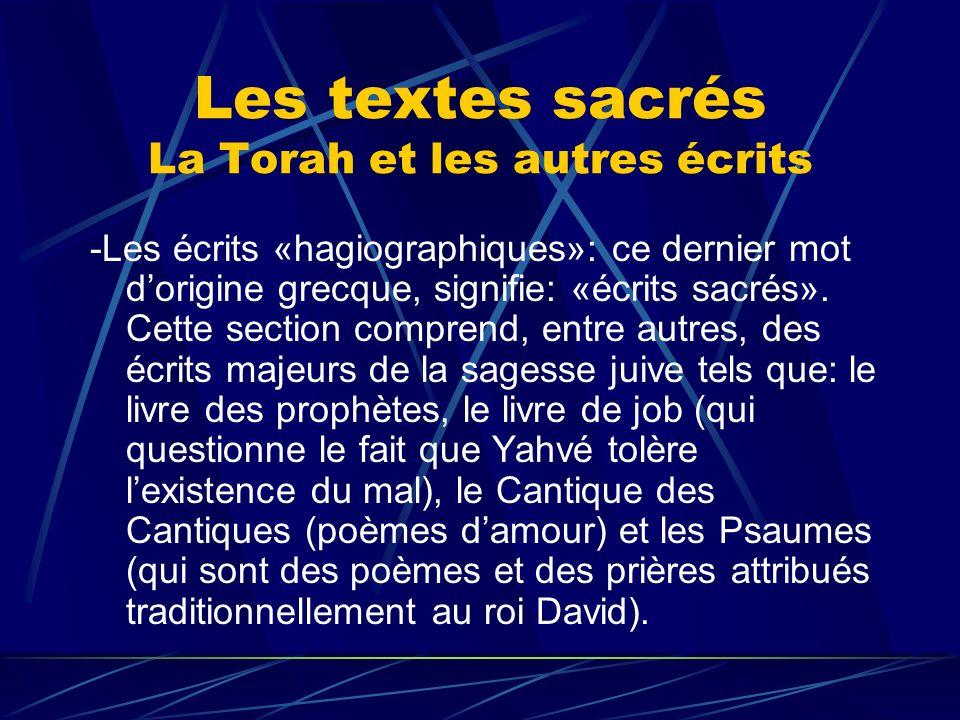 livre sacré juif